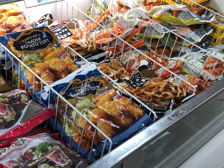 消えた冷凍ポテトから米国の食品サプライチェーンを考える