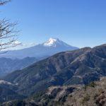 大山山頂にて謹賀新年